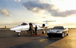 private aviation car service